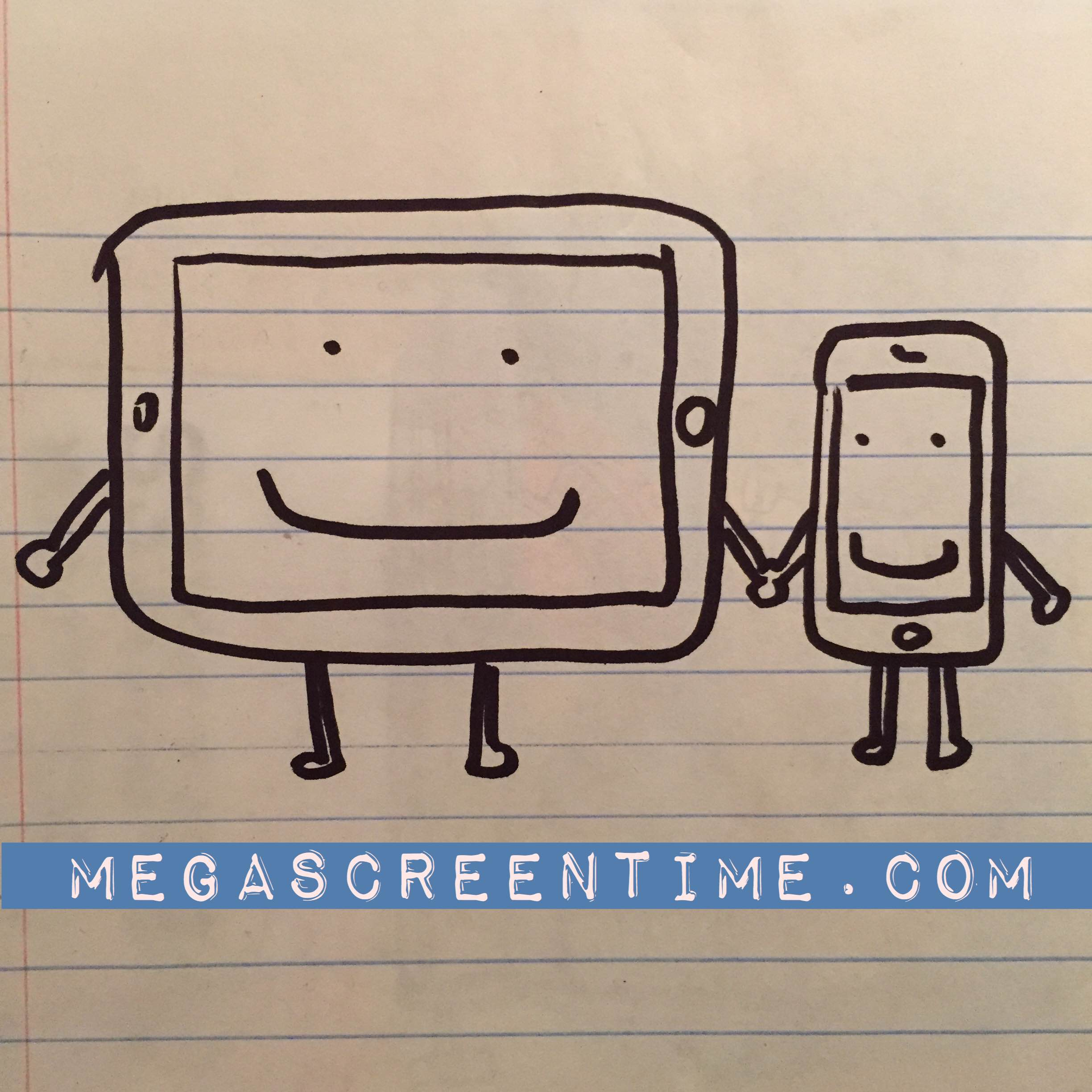 mega screen time » podcast